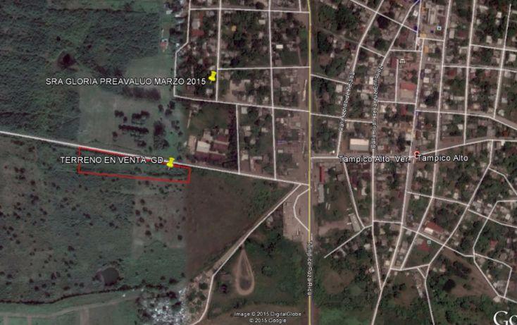 Foto de terreno habitacional en venta en, tampico alto centro, tampico alto, veracruz, 1673268 no 06