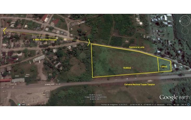 Foto de terreno habitacional en venta en  , tampico alto centro, tampico alto, veracruz de ignacio de la llave, 1051333 No. 01