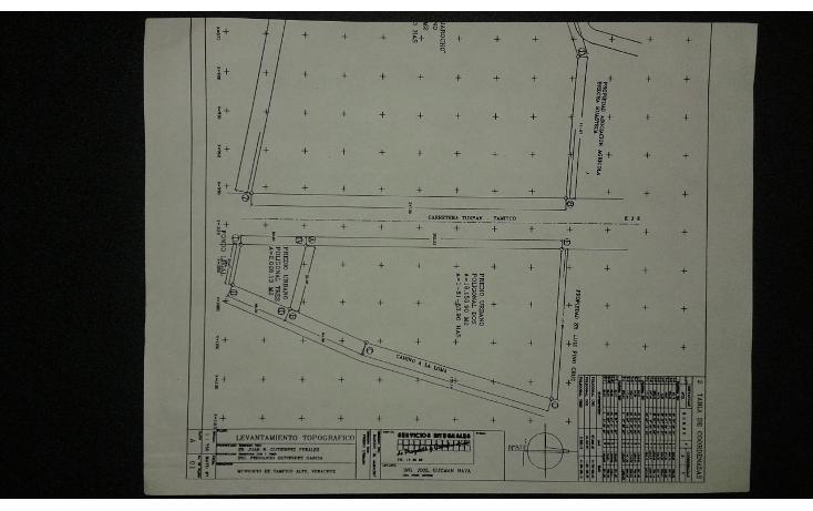 Foto de terreno habitacional en venta en  , tampico alto centro, tampico alto, veracruz de ignacio de la llave, 1054251 No. 02