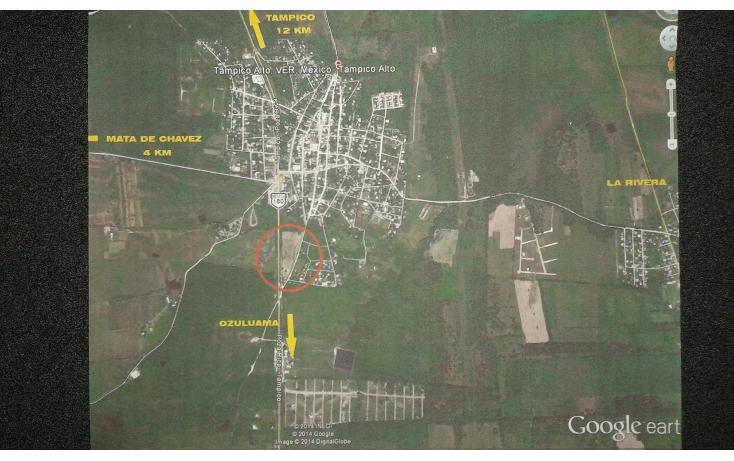Foto de terreno habitacional en venta en  , tampico alto centro, tampico alto, veracruz de ignacio de la llave, 1054251 No. 04