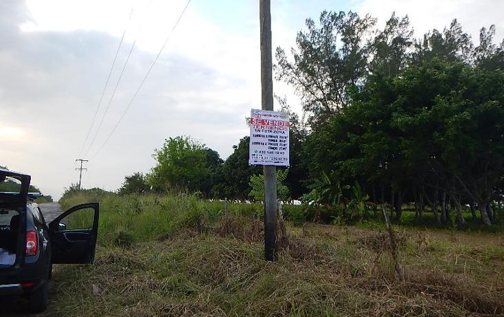 Foto de terreno habitacional en venta en  , tampico alto centro, tampico alto, veracruz de ignacio de la llave, 1673268 No. 04