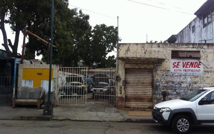 Foto de terreno comercial en venta en  , tampico centro, tampico, tamaulipas, 1045211 No. 01