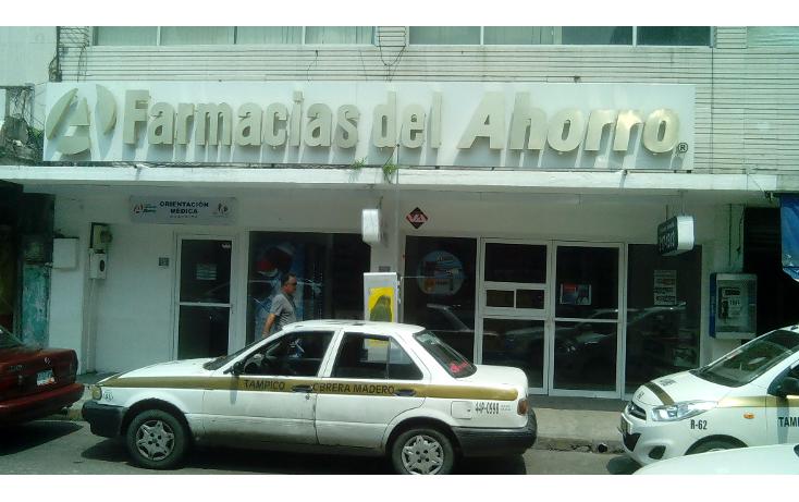 Foto de local en renta en  , tampico centro, tampico, tamaulipas, 1046977 No. 01