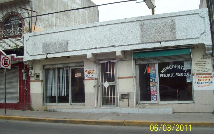 Foto de local en renta en  , tampico centro, tampico, tamaulipas, 1052281 No. 01