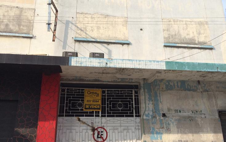 Foto de nave industrial en venta en  , tampico centro, tampico, tamaulipas, 1064941 No. 01