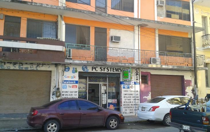 Foto de edificio en venta en  , tampico centro, tampico, tamaulipas, 1077937 No. 01