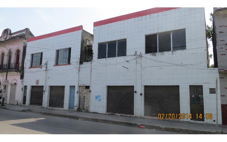 Foto de edificio en venta en  , tampico centro, tampico, tamaulipas, 1129299 No. 01
