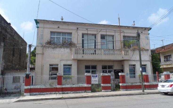 Foto de edificio en venta en, tampico centro, tampico, tamaulipas, 1188837 no 01