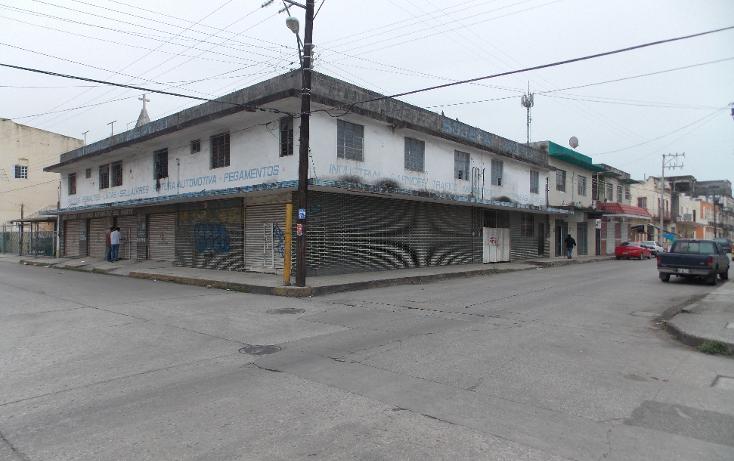 Foto de edificio en venta en  , tampico centro, tampico, tamaulipas, 1252399 No. 01