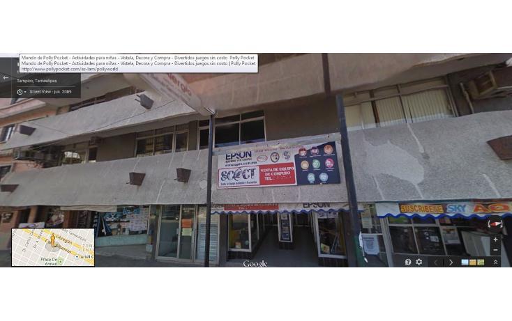 Foto de oficina en renta en  , tampico centro, tampico, tamaulipas, 1272869 No. 01
