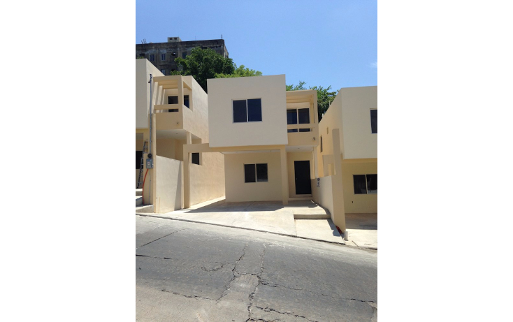 Foto de casa en venta en  , tampico centro, tampico, tamaulipas, 1329959 No. 01