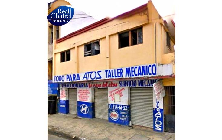 Foto de edificio en venta en  , tampico centro, tampico, tamaulipas, 1333249 No. 01