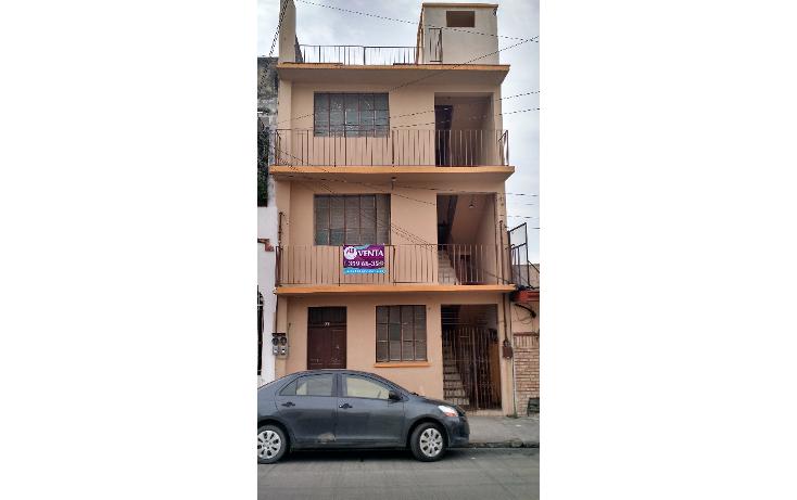 Foto de edificio en venta en  , tampico centro, tampico, tamaulipas, 1435717 No. 01