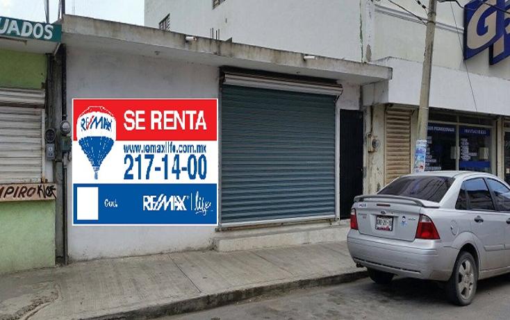 Foto de local en renta en  , tampico centro, tampico, tamaulipas, 1478347 No. 01