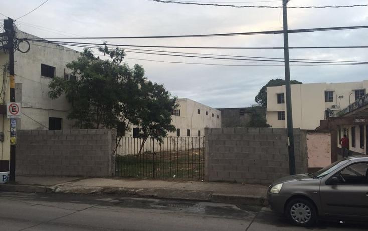 Foto de terreno habitacional en venta en  , tampico centro, tampico, tamaulipas, 1683104 No. 01