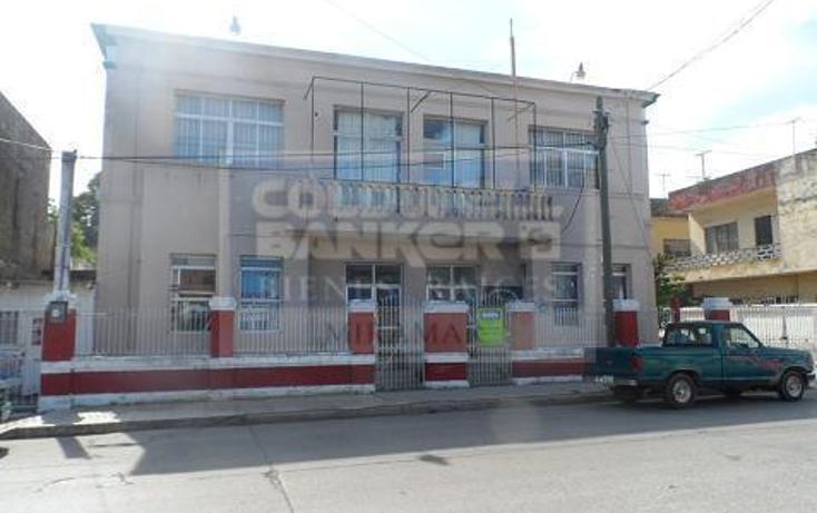 Foto de edificio en venta en  , tampico centro, tampico, tamaulipas, 1838942 No. 01