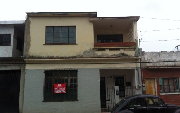 Foto de departamento en renta en  , tampico centro, tampico, tamaulipas, 1949978 No. 01