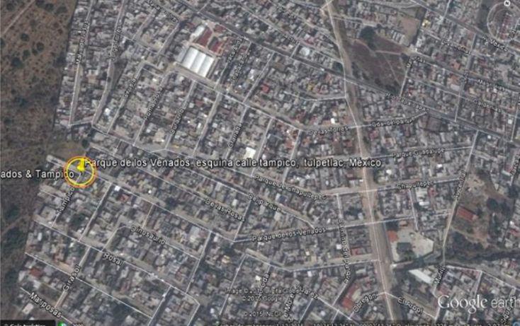Foto de terreno habitacional en venta en tampico, el parque, ecatepec de morelos, estado de méxico, 1010595 no 03