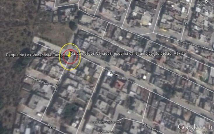 Foto de terreno habitacional en venta en tampico, el parque, ecatepec de morelos, estado de méxico, 1010595 no 08