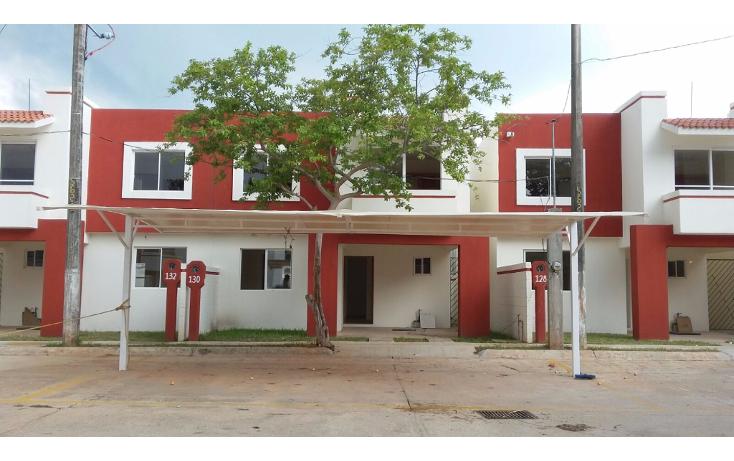 Foto de casa en venta en  , tamulte de las sabanas real, centro, tabasco, 1518299 No. 01
