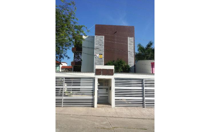 Foto de departamento en venta en  , tancol 33, tampico, tamaulipas, 1052239 No. 01