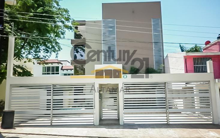 Foto de departamento en venta en  , tancol 33, tampico, tamaulipas, 1715304 No. 01