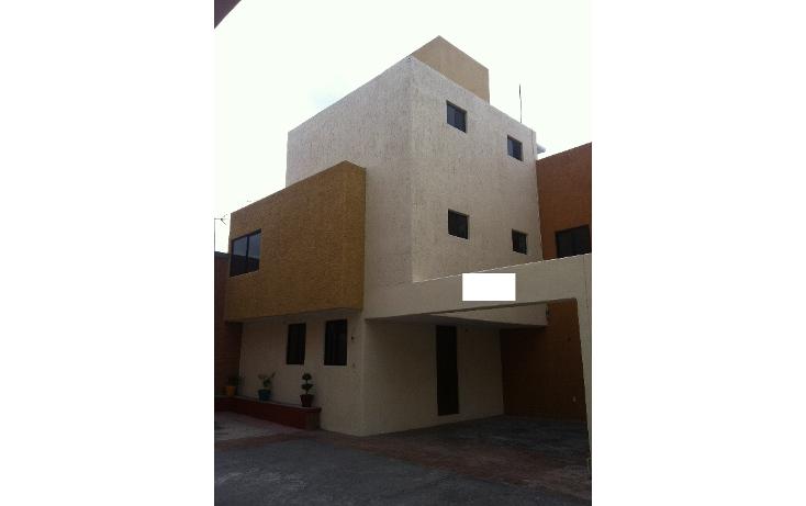 Foto de casa en condominio en renta en  , tangamanga, san luis potosí, san luis potosí, 1087665 No. 01