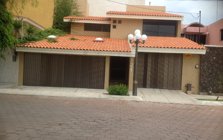 Foto de casa en venta en  , tangamanga, san luis potos?, san luis potos?, 1143593 No. 01