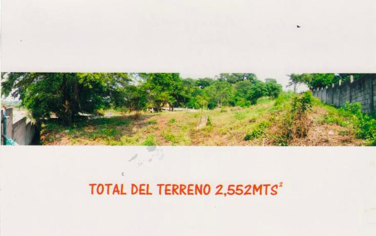 Foto de terreno habitacional en venta en  , tantoyuca, tantoyuca, veracruz de ignacio de la llave, 1195309 No. 02