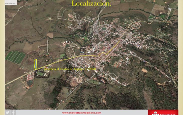 Foto de terreno habitacional en venta en  , tapalpa, tapalpa, jalisco, 1192735 No. 02