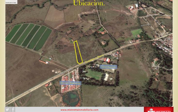 Foto de terreno habitacional en venta en  , tapalpa, tapalpa, jalisco, 1192735 No. 03