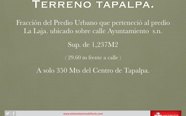 Foto de terreno habitacional en venta en  , tapalpa, tapalpa, jalisco, 1253535 No. 06