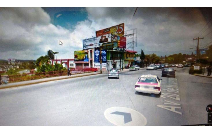 Foto de terreno comercial en venta en  , tatahuicapan, xalapa, veracruz de ignacio de la llave, 1059885 No. 01