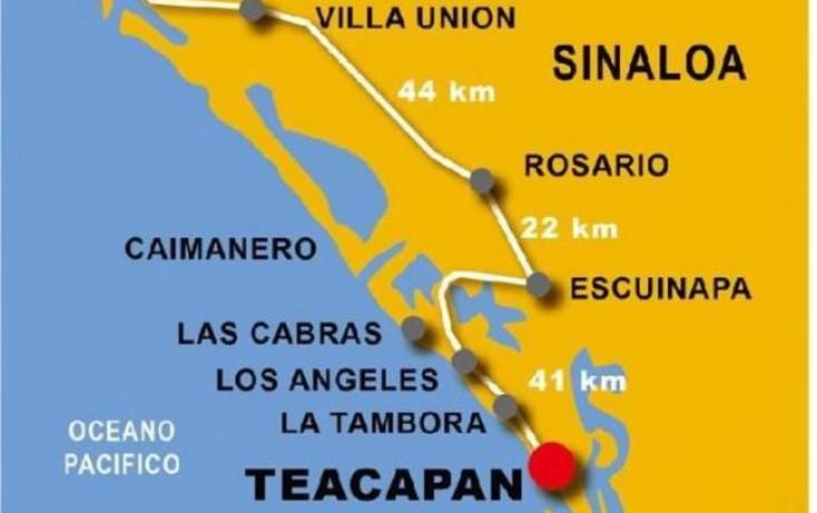 Foto de terreno comercial en venta en  , teacapan, escuinapa, sinaloa, 1258291 No. 02