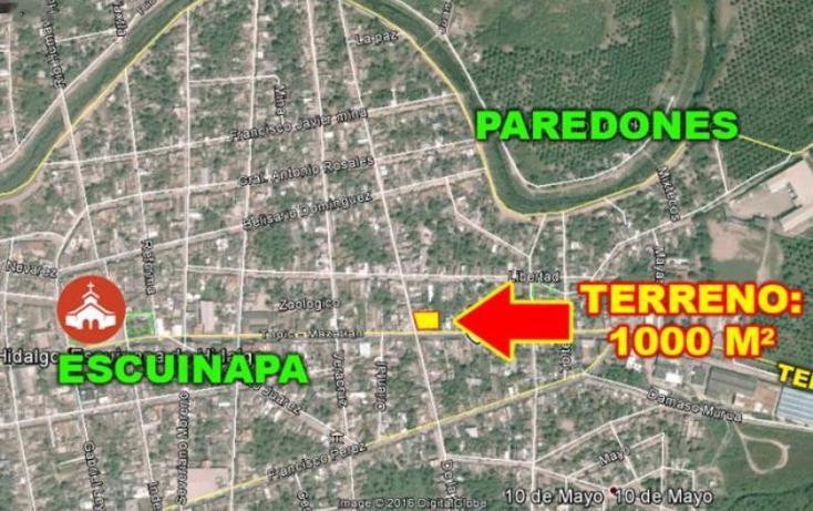 Foto de terreno comercial en venta en  , teacapan, escuinapa, sinaloa, 1633950 No. 02