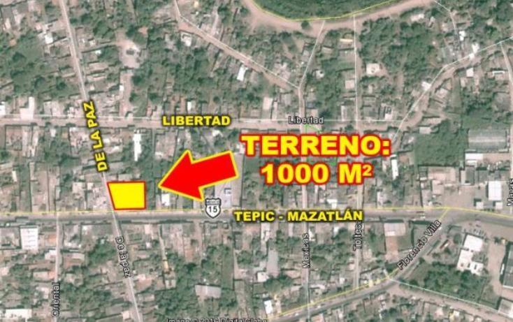 Foto de terreno comercial en venta en  , teacapan, escuinapa, sinaloa, 1633950 No. 03
