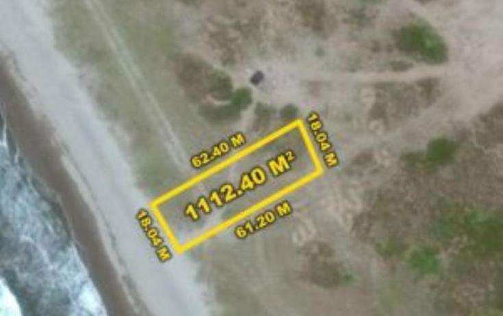 Foto de terreno habitacional en venta en playa tambora , teacapan, escuinapa, sinaloa, 1906460 No. 01