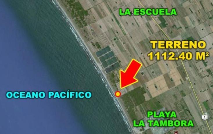 Foto de terreno habitacional en venta en playa tambora , teacapan, escuinapa, sinaloa, 1906460 No. 02