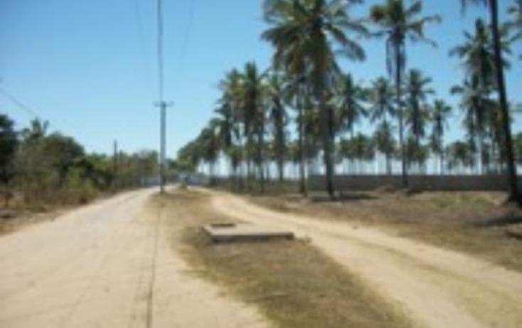 Foto de terreno habitacional en venta en  , teacapan, escuinapa, sinaloa, 400782 No. 02