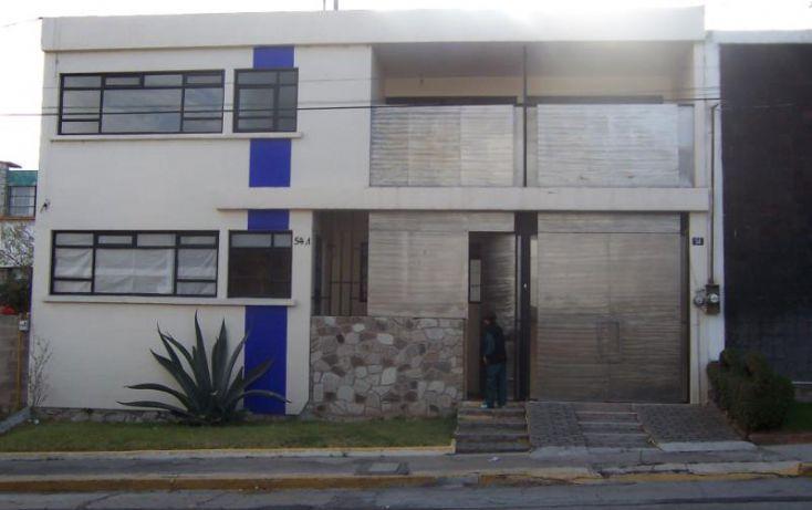 Foto de casa en renta en tecamachalco 54, la paz, puebla, puebla, 1924006 no 01