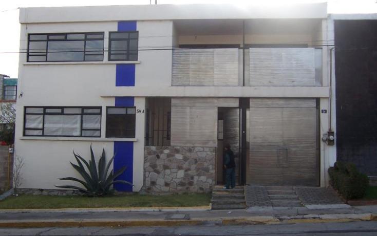 Foto de casa en venta en tecamachalco 54, la paz, puebla, puebla, 1932760 No. 01