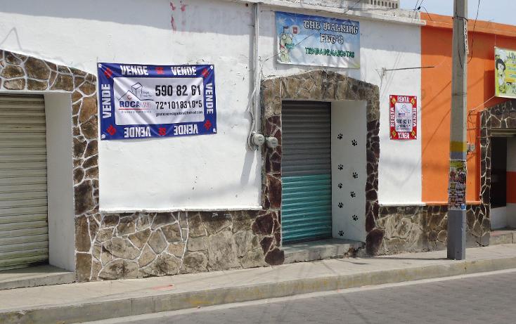 Foto de terreno habitacional en venta en  , tecamachalco centro, tecamachalco, puebla, 1199903 No. 01