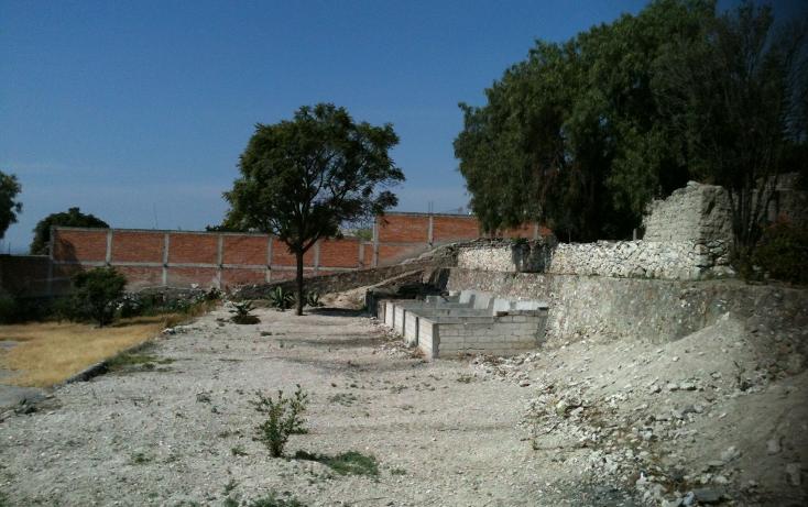 Foto de terreno comercial en venta en  , tecamachalco centro, tecamachalco, puebla, 947605 No. 04