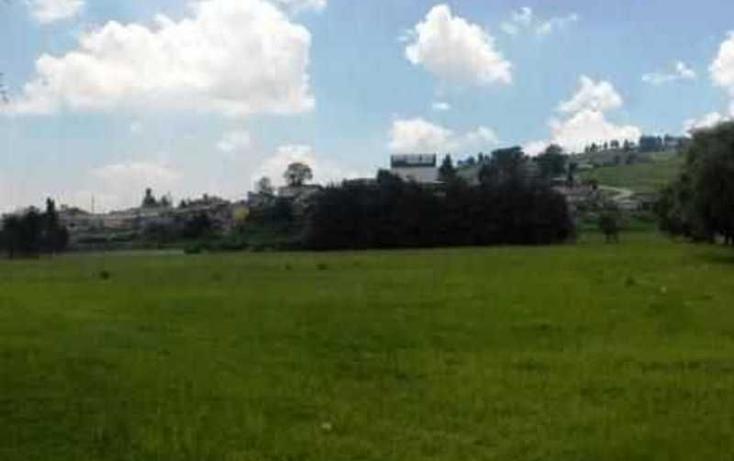 Foto de terreno habitacional en venta en  , tecaxic, toluca, méxico, 1177409 No. 07