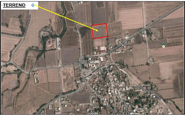 Foto de terreno habitacional en venta en  , tecaxic, toluca, méxico, 2002674 No. 01