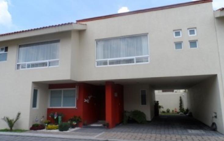 Foto de casa en venta en  , tecnol?gico regional de toluca, metepec, m?xico, 1418983 No. 01