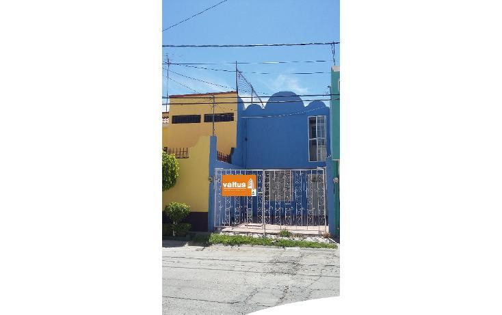 Foto de casa en venta en  , tecnológico, san luis potosí, san luis potosí, 1817558 No. 01