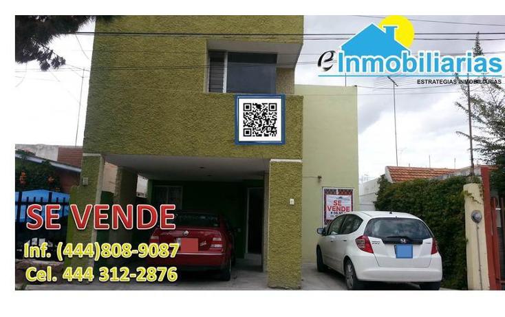 Foto de casa en venta en  , tecnol?gico, san luis potos?, san luis potos?, 454045 No. 01