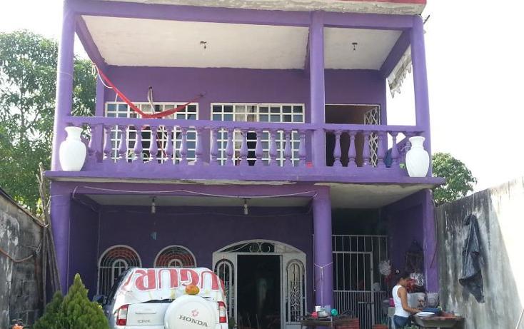 Foto de casa en venta en  , tecolutilla, comalcalco, tabasco, 1167421 No. 02