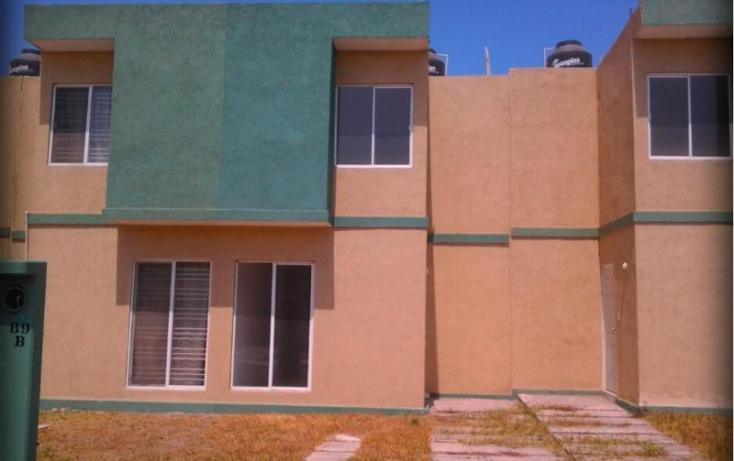 Foto de casa en renta en tecolutla 89b, 8 de marzo, boca del río, veracruz, 370664 no 01